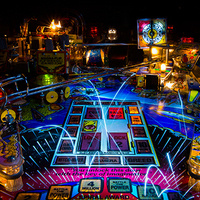 Skillshot: The Collaborative Art of Pinball