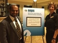 College of Pharmacy Alumni and Friends Reception at the 2017 AAPS Meeting and Exposition