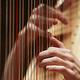 Harp Master Class, Alice Giles
