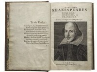 """""""Playing our Part: Traveling and Preserving Shakespeare's First Folio from a Conservation Point of View"""" Lecture"""