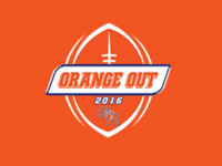 Orange Out 2016