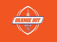 Orange Out 2016
