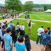 Undergraduate Admissions Open House
