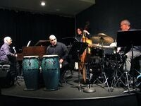 Take 5 Jazz at the Brew featuring the Simon Rowe Latin Project
