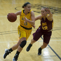 (Women's Basketball) GLIAC Tournament vs. Michigan Tech
