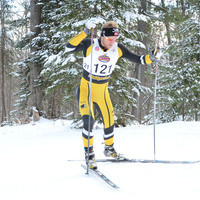 (Nordic Skiing) at US Junior National Championships - Lake Placid, NY