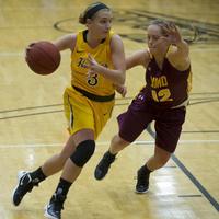 (Women's Basketball) GLIAC Quarterfinals vs. Michigan Tech