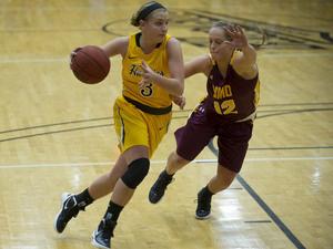 (Women's Basketball) Northern Michigan vs. Michigan Tech