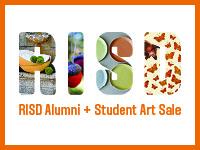 Alumni + Student Art Sale