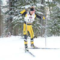 (Nordic Skiing) at Telemark Central Super NCAA/JNQ Series
