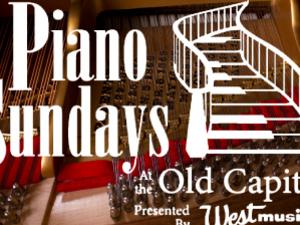 Piano Sundays: Uriel Tsachor and Studio