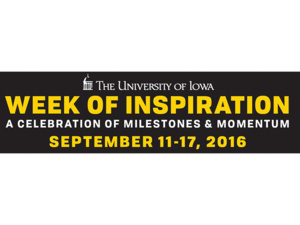 Inspiration Open House at the IIHR Hydroscience and Engineering & Iowa Flood Center