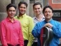 Friends of Chamber Music presents La Catrina String Quartet