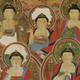 Five Buddhas: A Korean Icon's Journey through Time
