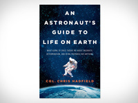 Book Forum Keynote, featuring Col. Chris Hadfield