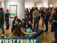 First Friday Art Crawl @ Zarrow