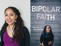 Writers LIVE: Monica Coleman, Bipolar Faith: A Black Woman's Journey with Depression and Faith