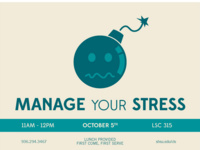 Leadership Over Lunch: Stress Management
