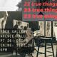 """Hayden Gallery Exhibit: """"23 True Things"""""""