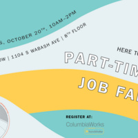 Here to Hire: Fall Part-Time Job Fair