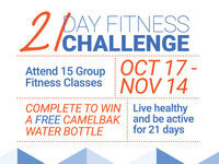 21 Day Fitness Challenge