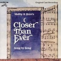 Goucher's Musical Theatre Presents  Closer Than Ever