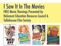 """Companion exhibition of movie posters to the film series: """"I Saw it in the Movies"""""""