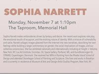 Sophia Narrett