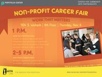 Non-Profit Career Fair