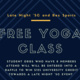 Late Night 'SC Presents Friday Night Yoga Hosted by USC Recreational Sports