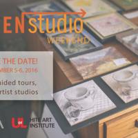 Open Studio Weekend and Exhibition