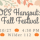 OES Hangout: Fall Festival
