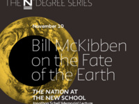 Bill McKibben On The Fate Of The Earth