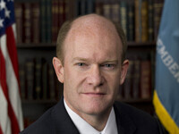 Canceled-Senator Coons Comes to UD!