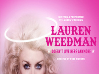 Lauren Weedman Doesn't Live Here Anymore