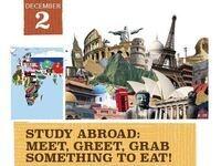 Study Abroad: Meet, Greet, Grab Something to Eat