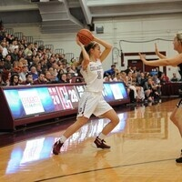 Colgate University Women's Basketball at Dayton