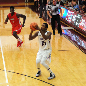 Men's Basketball at  Patriot League Semifinals