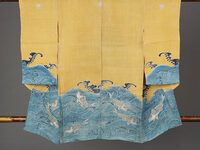 Cranes, Dragons, and Teddy Bears: Japanese Children's Kimono