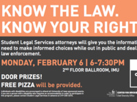 Know the Law; Know Your Rights