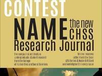 Contest: Name the new CHSS Research Journal