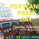 Portland Press Day