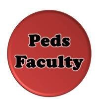 Pediatric General Faculty Meeting