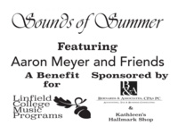 Linfield Music Programs Benefit