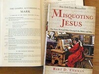 Religion Lecture: Bart D. Ehrman on Misquoting Jesus