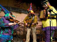 Cajun Mardi Gras Festival