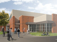 Groundbreaking Ceremony for new Janssen-Lagorio Performance Center