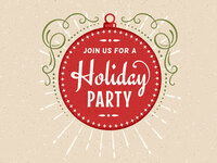 American Chemical Society Holiday Party