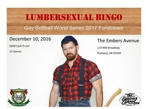 Lumbersexual portland