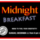 Midnight Breakfast at the Met
